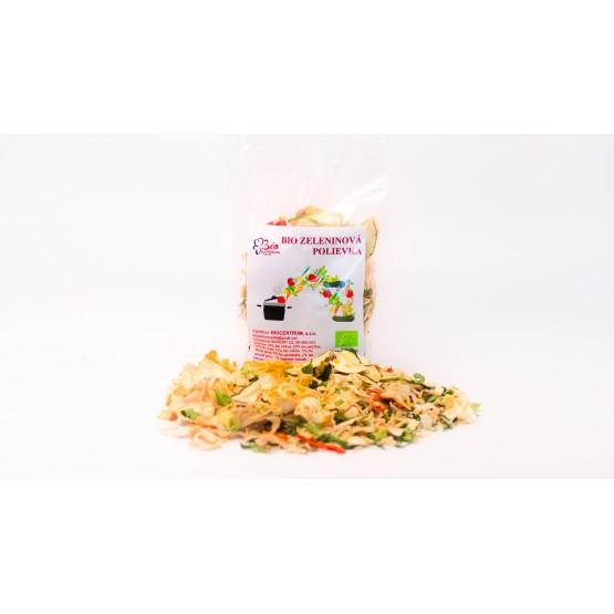 Bio zeleninová polievka 50g (4 porcie)