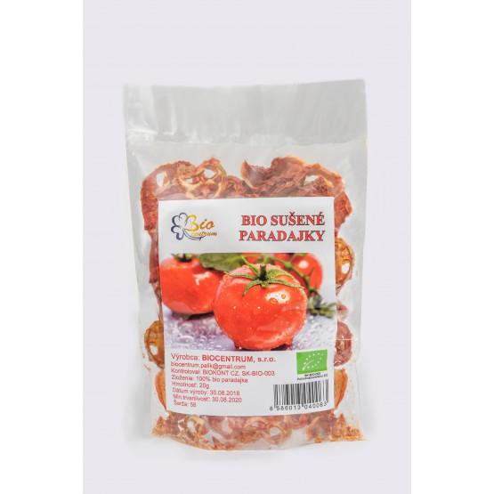 Bio sušené paradajky 20g
