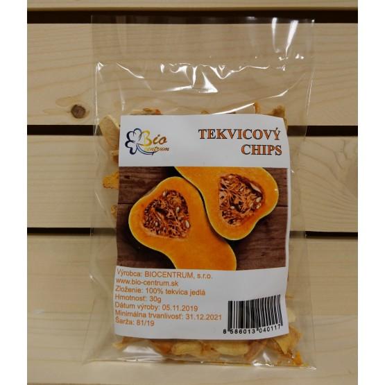 Tekvicový chips 30g