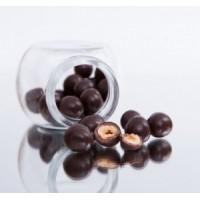 Lieskové orechy z Piemonte s čiernymi ríbezľami a fialkou 100g