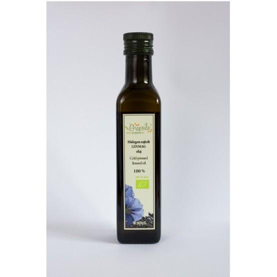 Olej z ľanových semien 250ml BIO