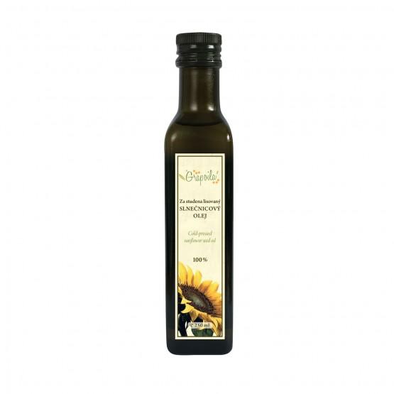 Slnečnicový olej 250ml