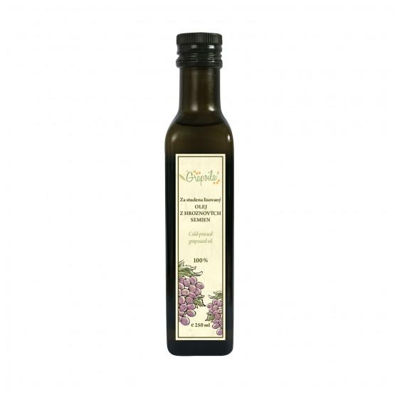 Olej z hroznových semien 250ml
