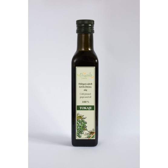 Hroznový olej TOKAJ 250ml