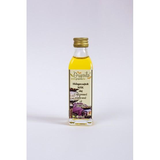 Makový olej 40ml BIO