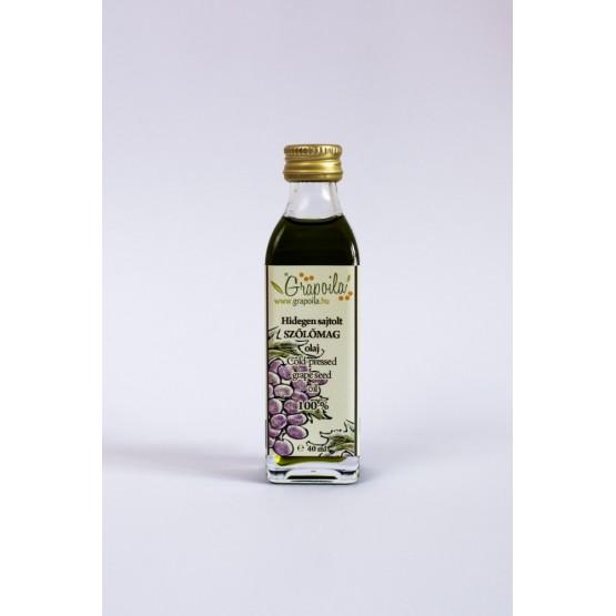 Olej z hroznových semien 40ml BIO