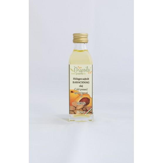 Olej z marhuľových jadier 40ml