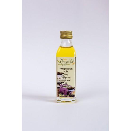 Makový olej 40ml