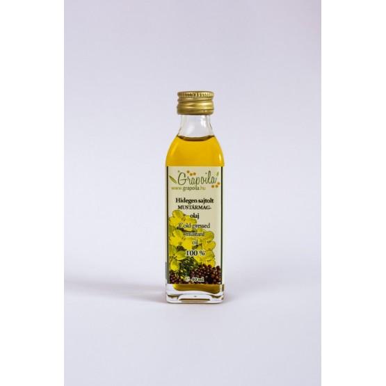 Olej z horčicových semien 40ml