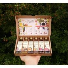 Ochutnávkový balíček (olej-ocot) 6x40ml