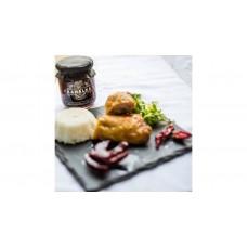 Pečená cvikla s chilli a balzamikovým octom 195g