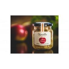 Jablkové chutney s hrozienkami a zázvorom 195g