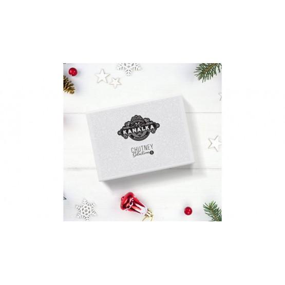 Kanálka Chutney Selection - darčekové balenie 6x35g