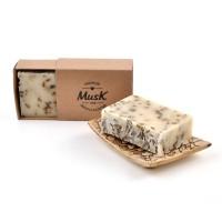 Levanduľová - Mydlo v papierovej krabičke