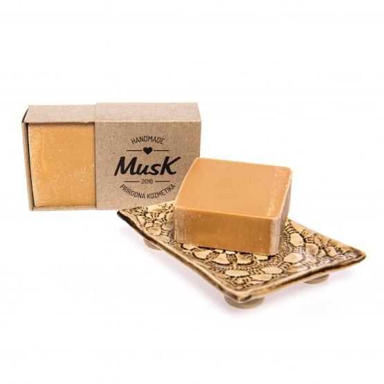 Soľná krása - Mydlo v papierovej krabičke