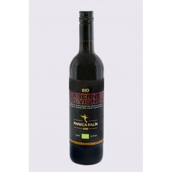 Bio Cabernet Sauvignon 2015, 0,75l